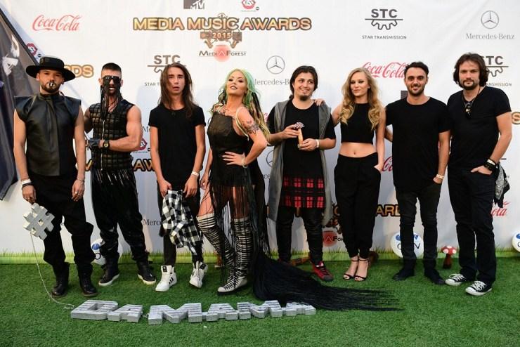 Media music awards (4)