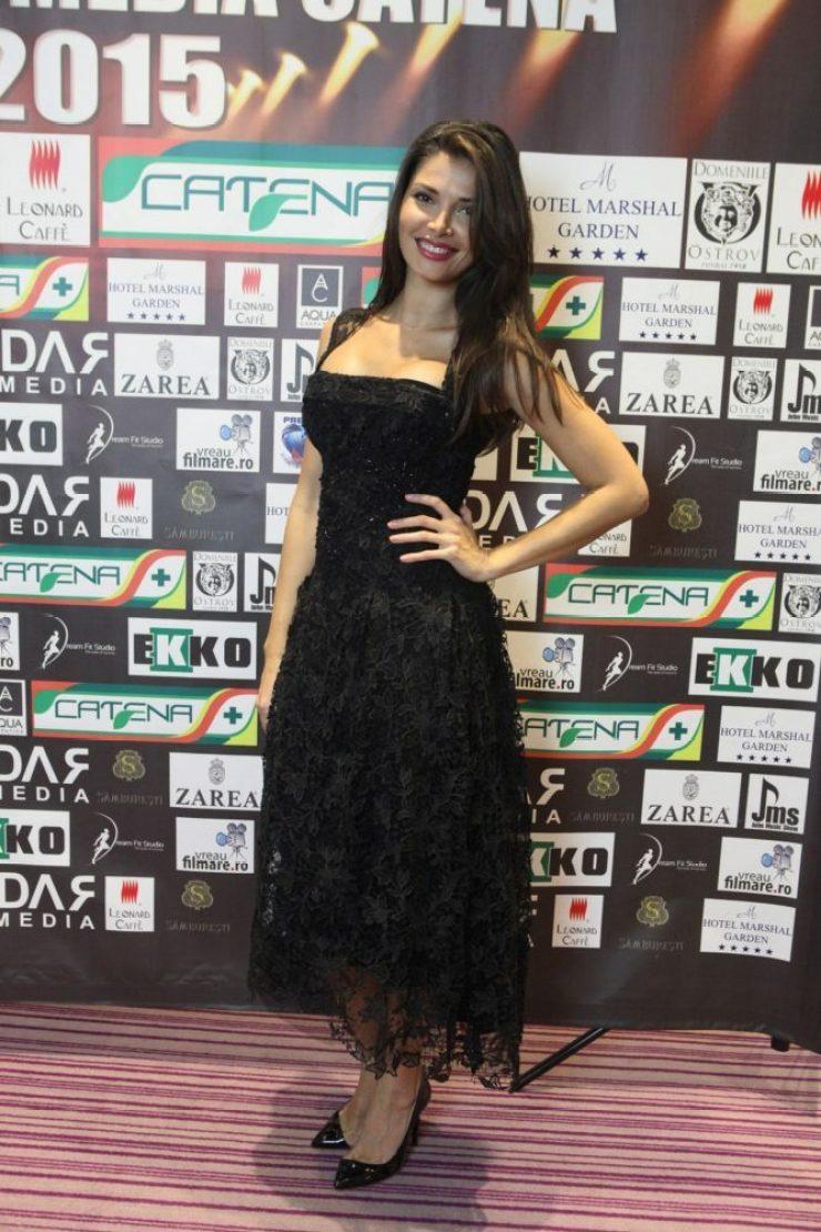 ALINA PUSCAS ANTENA 1 - PREMIILE RADAR DE MEDIA 2015