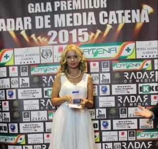 Cristina Sava - Director de Marketing si Comunicare Kanal D