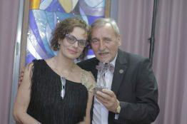 Maia Morgenstern si Mihai Florescu