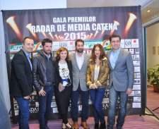 ROMANIA TE IUBESC - PRO TV PREMIILE RADAR DE MEDIA 2015 2