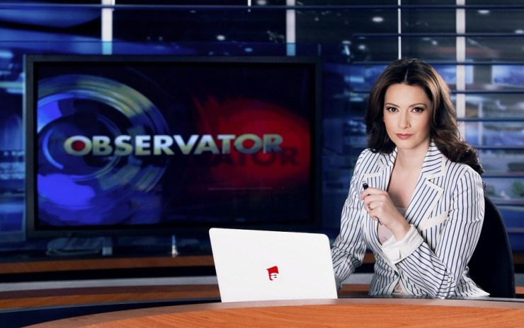 Andreea Berecleanu Antena 1