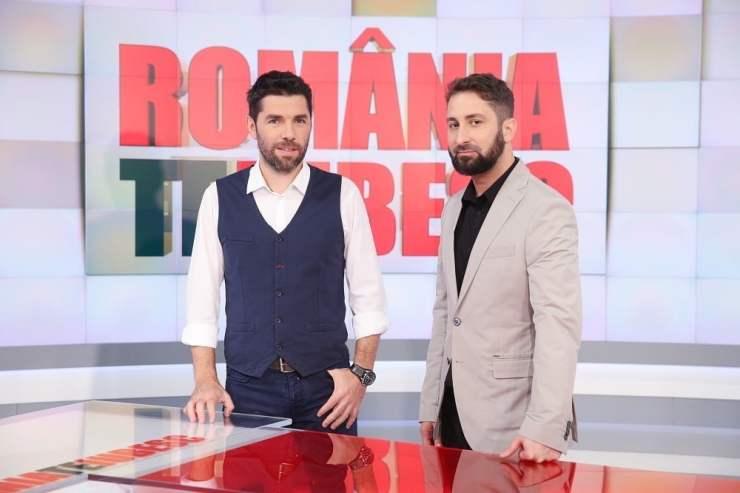 Alex Dima si Cosmin Savu PRO TV