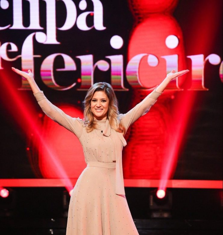 Amalia Enache - Clipa de fericire