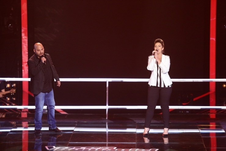 Antonio Fabrizi si Sara Mihali