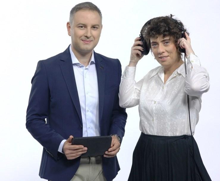 Carmen Constantin si Bogdan Miu