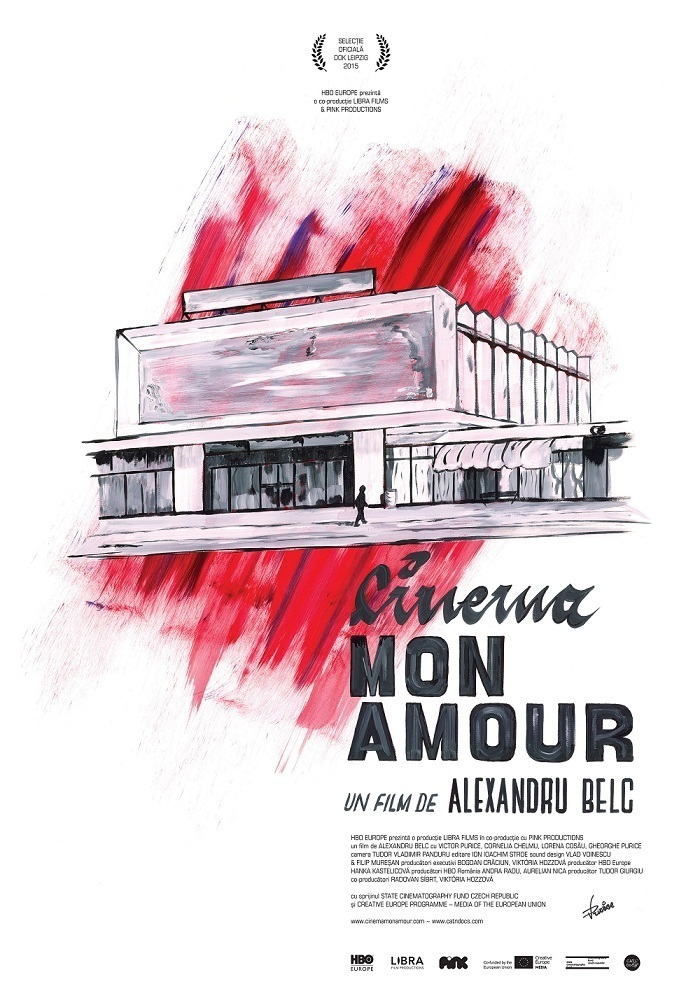 Cinema mon amour HBO