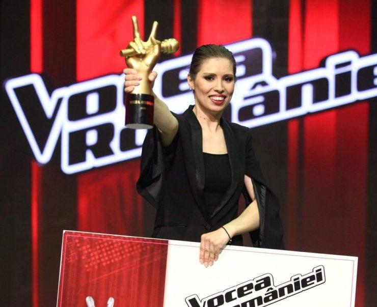 Cristina Balan VOCEA ROMANIEI PRO TV