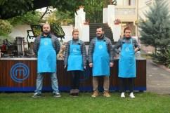 Echipa albastra MASTERCHEF