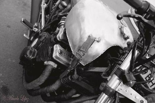 Model motocicleta