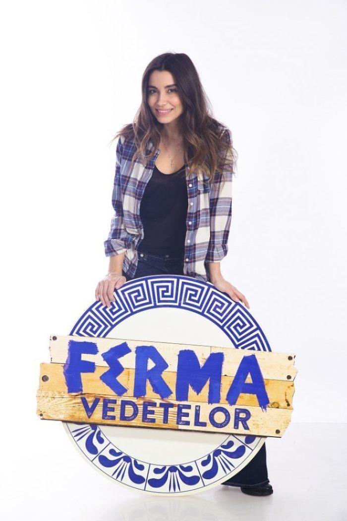 Lili Sandu - FERMA VEDETELOR, PRO TV