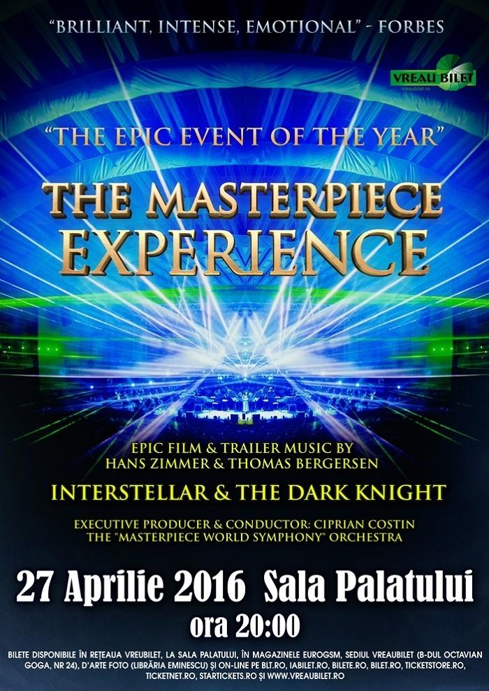 The Masterpiece Experience - Bucuresti