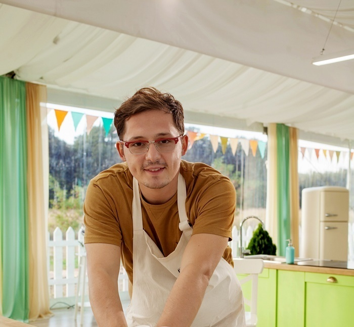 Cristian Andronescu - BAKE OFF ROMANIA, PRO TV