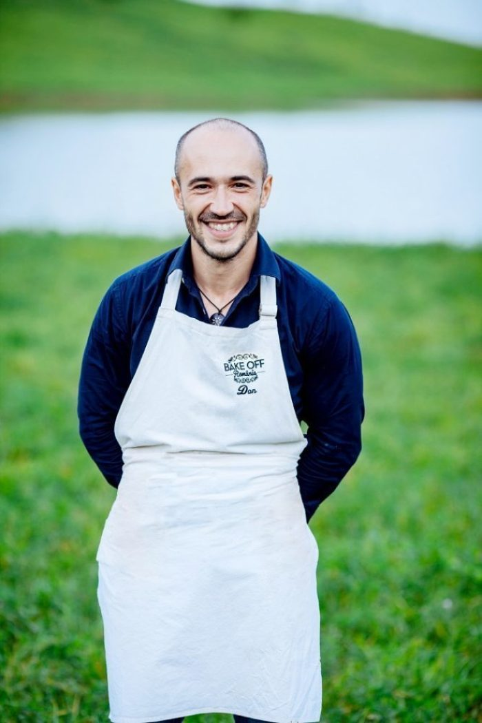 Daniel Ioan - BAKE OFF ROMANIA, PRO TV