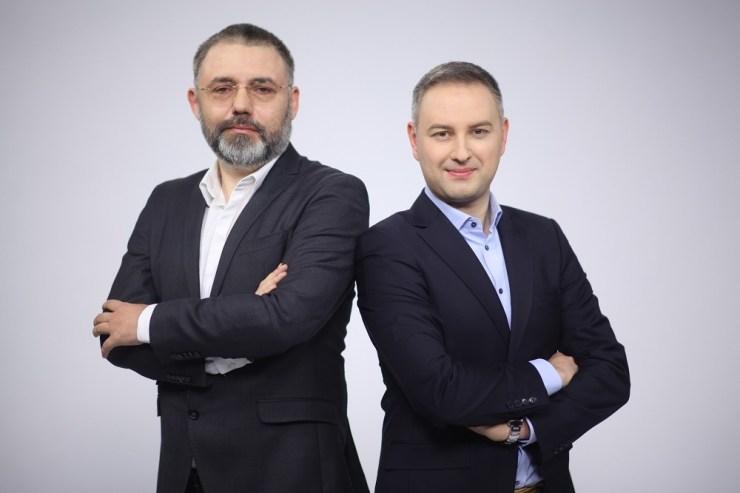 Catalin Striblea si Bogdan Miu
