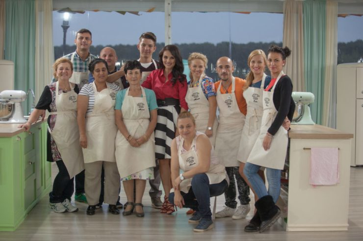 Bake Off Romania, concurenti, PRO TV