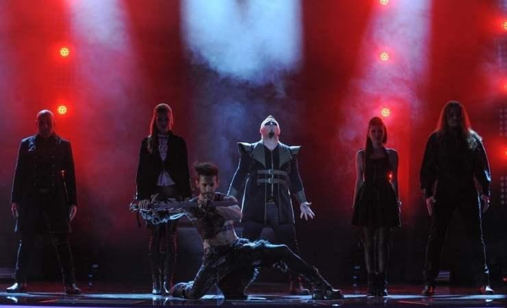Ovidiu Anton  Selectia Nationala Eurovision