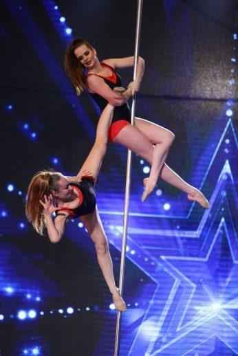 Ryabova Ecaterina & Diana Kushchak