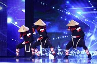 Trio Shaolin