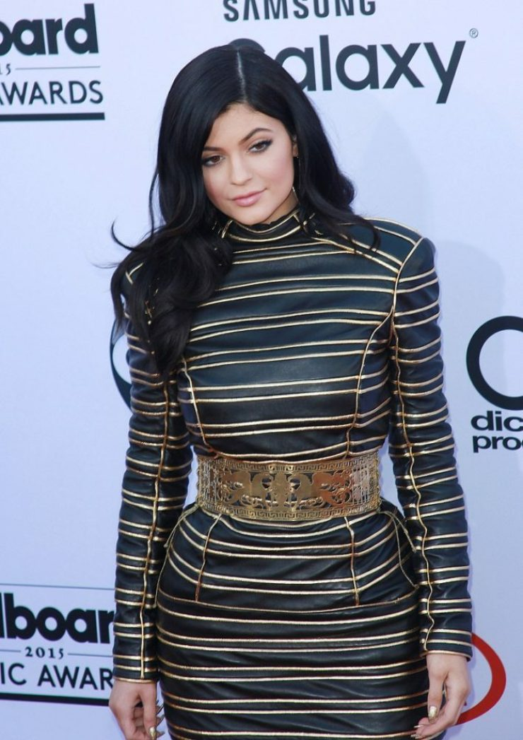 May 17, 2015 - Las Vegas, Nevada, United States of America - Kylie Jenner attends the 2015 Billboard Music Awards on May 17, 2015 at the MGM Grand Arena in Las Vegas, Nevada (Credit Image: © Marcel Thomas/ZUMA Wire)