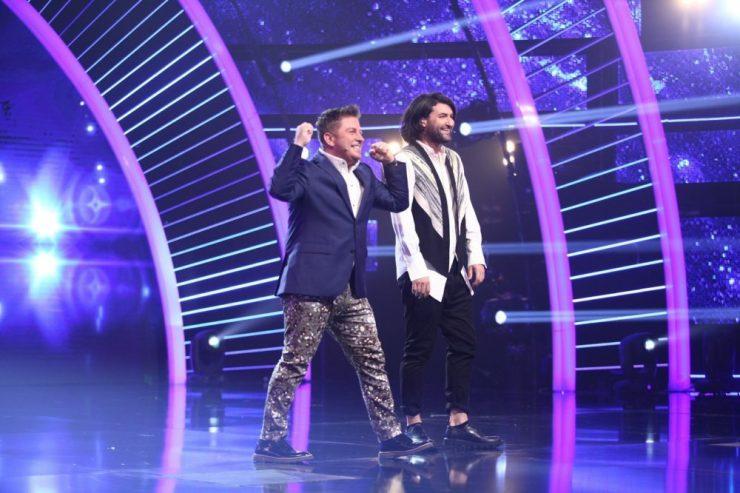 Smiley si Pavel Bartos ROMANII AU TALENT, SEMIFINALA PRO TV