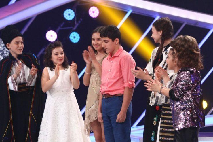 finala de popularitate NEXT STAR ANTENA 1