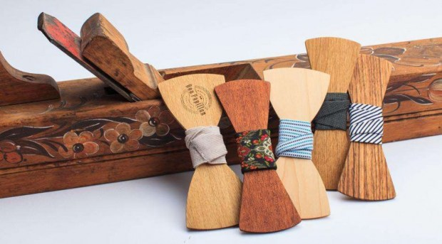 Targ Dizainăr_papioane din lemn Don Papillon