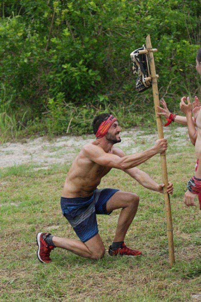 Andrei duce imunitatea tribului sau