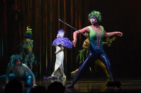 Cirque du Soleil Spectacolul Varekai (3)