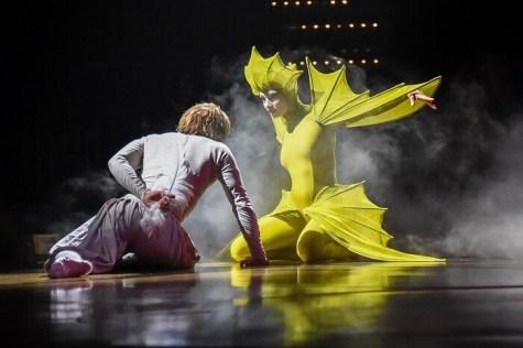 Cirque du Soleil Spectacolul Varekai (4)