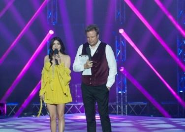 Dan Helciug si Ioana Voicu