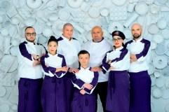 CHEFI LA CUTITE echipa Scărlătescu