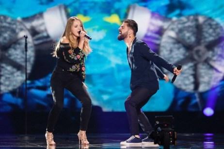 EUROVISION 2016. Primele repetitii de la Kiev, Ilinca si Alex Florea, TVR (3)