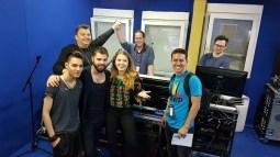 EUROVISION 2016. Primele repetitii de la Kiev, Ilinca si Alex Florea, TVR (4)