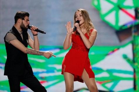 eurovision 2017 romania - Repetitie