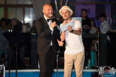 ANDREI STEFANESCU SI SERBAN COPOT - RADAR DE MEDIA SUMMER PARTY