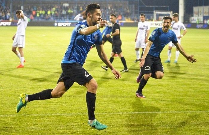 Fotbal european: Viitorul Constanţa – APOEL Nicosia şi Dinamo Bucureşti – Athletic Bilbao, LIVE, la TVR 1