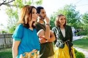 Adela Parvu, Alina Vilcu si Omid Ghannadi VISURI LA CHEIE
