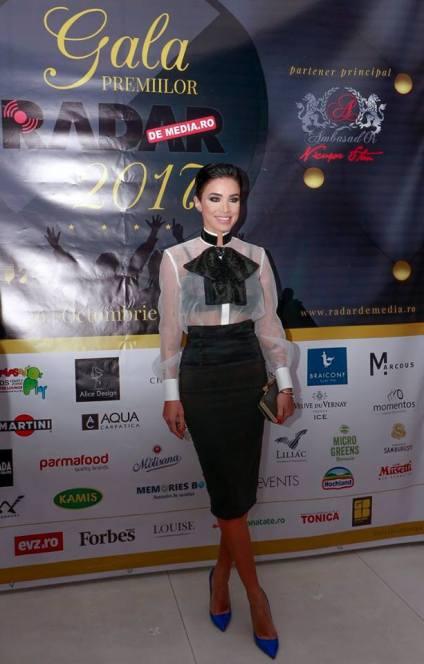 ADELINA PESTRITU - PREMIILE RADAR DE MEDIA 2017