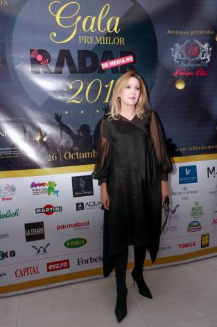 IRINA PACURARIU - PREMIILE RADAR DE MEDIA 2017