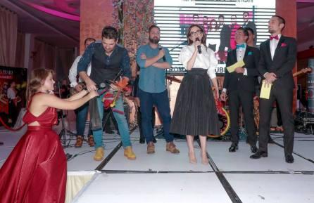 PAULA HERLO, ALEX DIMA, COSMIN SAVU - PREMIILE RADAR DE MEDIA 2017