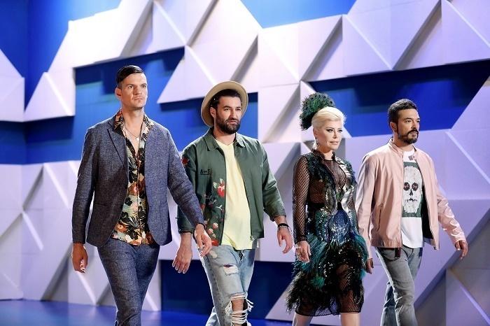Amir Arafat, Ana Munteanu, Ioana Vișinescu și Răzvan Mărcuci, din echipa Smiley, promit o seară de neuitat în cea de-a doua ediție LIVE Vocea României!
