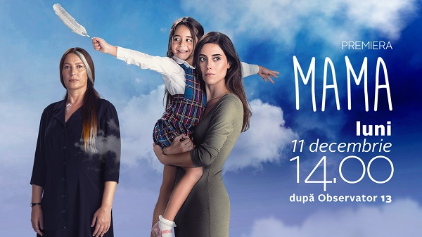 Antena 1 va difuza in day time serialul turcesc MAMA