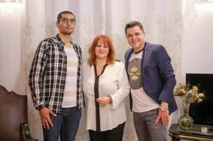 Al Akkad Cosmin Giulio, ma insoara mama PRO TV