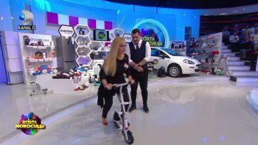 Anda Adam - Roata Norocului - prima editie sezon nou