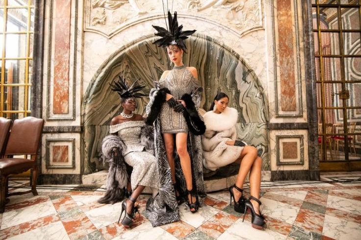 prezentare de moda Catalin Botezatu la Paris Fashion Week (10)