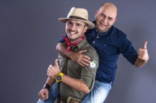 Cosmin Selesi si Serban Copot