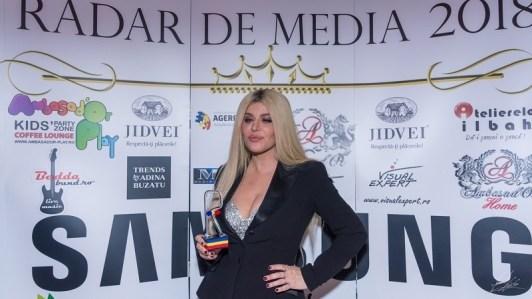 LOREDANA GROZA, gala premiilor radar de media 2018 (49)