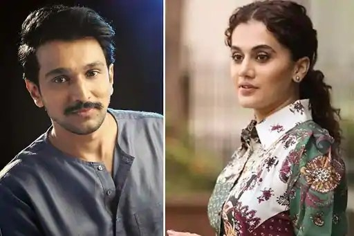 Taapsee Pannu, Pratik Gandhi Come Together For Arshad Syed Directorial