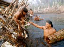 A nada mole vida indígena